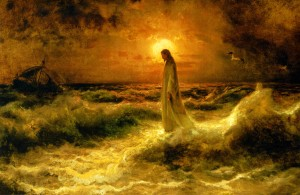 christ-walking-on-the-waters-julius-sergius-von-klever