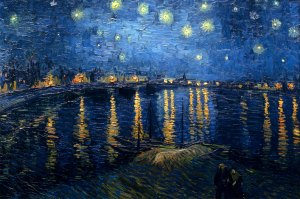 notte-stellata-sul-rodano-van-gogh