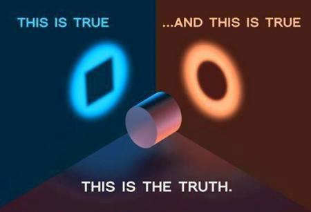 le tre verità