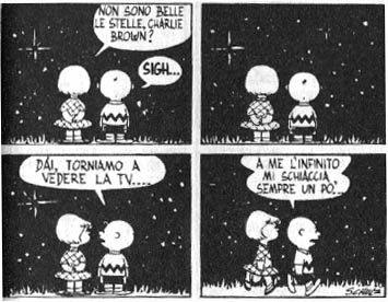 infiito charlie brown