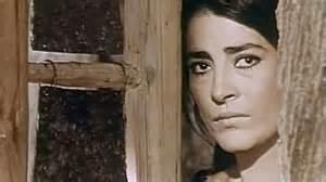 Irene Papas (1926) è Penelope in Odissea. Rai -1968