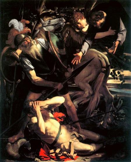 """Michelangelo Merisi """"Caravaggio Odescalchi""""  - 1601 -"""