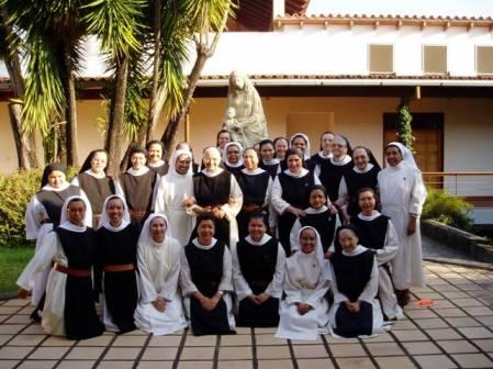 Le Sorelle della Comunità di Vitorchiano (Vt)