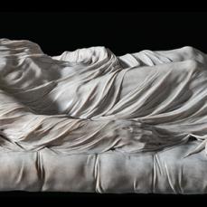 """""""Il Cristo velato"""" del Sanmartino - Napoli - 1753"""