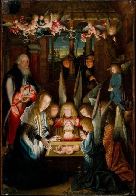 Pittore anonimo fiammingo XV secolo