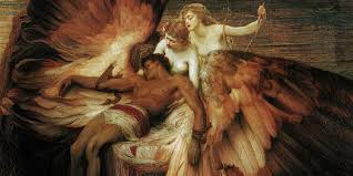 """La vanità nel """"Lamento per Icaro"""" di Herbert James Draper - 1898"""