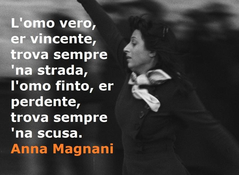 Anna Magnani, attrice premio Oscar. 1908-1973 fonte: il web