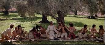 """The last Supper"" da Jesus Christ Superstar"
