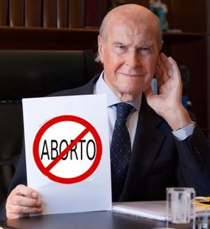 Veronesi no aborto
