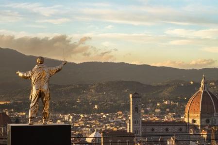 Jan-Fabre-L'uomo-che-dirige-le-stelle-2015-photo-Attilio-Maranzano-©-Angelos-Bvba-