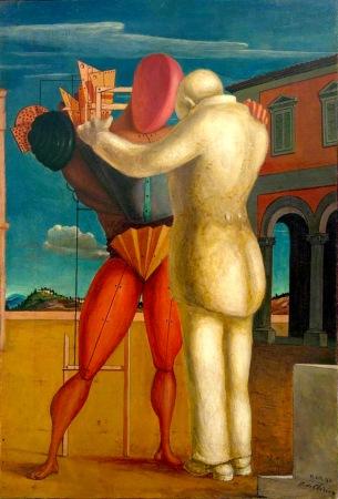 Il-figliol-prodigo-Giorgio-De-Chirico-1922